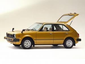1979 Honda Civic 5-Door