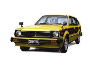Honda Civic Country II 1980 года
