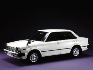 Honda Civic Sedan II 1980 года
