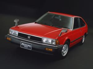 Honda Accord Hatchback 1981 года