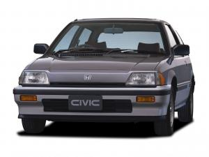 1983 Honda Civic Hatchback