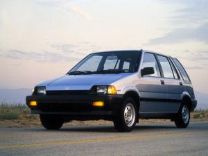 1984 Honda Civic Wagon