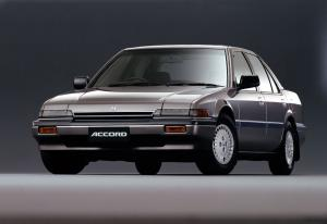 Honda Accord 2.0Si 1985 года (JP)