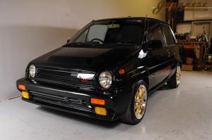 Honda City Turbo II Bulldog 1985 года