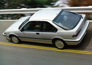 1985 Honda Quint Integra GSi 3-Door