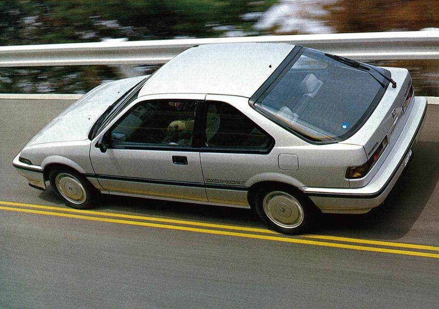 Honda Quint Integra GSi 3-Door