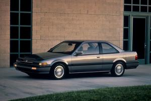 1986 Honda Accord