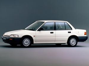 Honda Civic Sedan 1987 года