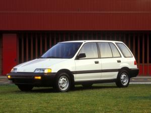 1988 Honda Civic Wagon