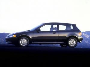Honda Civic Hatchback 1991 года