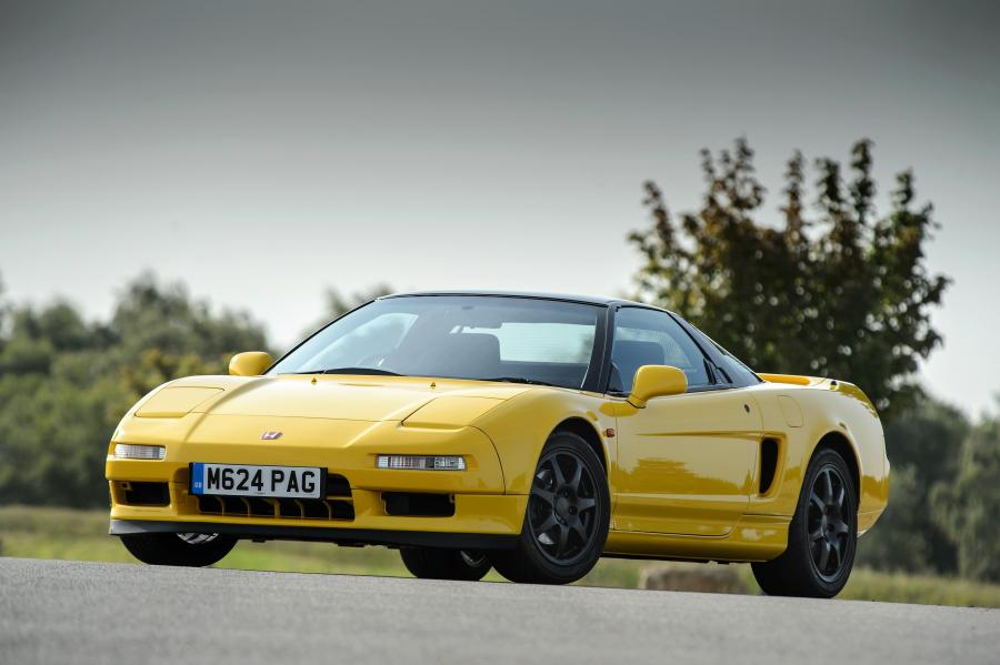 1991 Honda NSX-R (UK)