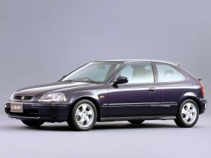 1995 Honda Civic SiR II Hatchback