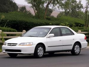 Honda Accord Sedan 1998 года