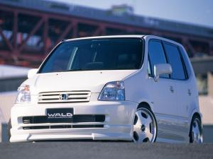 1998 Honda Capa Sports Line by WALD