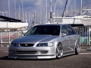 1999 Honda Accord Wagon Executive Line by WALD