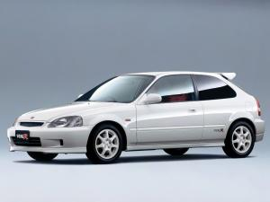 Honda Civic Type-R X 1999 года