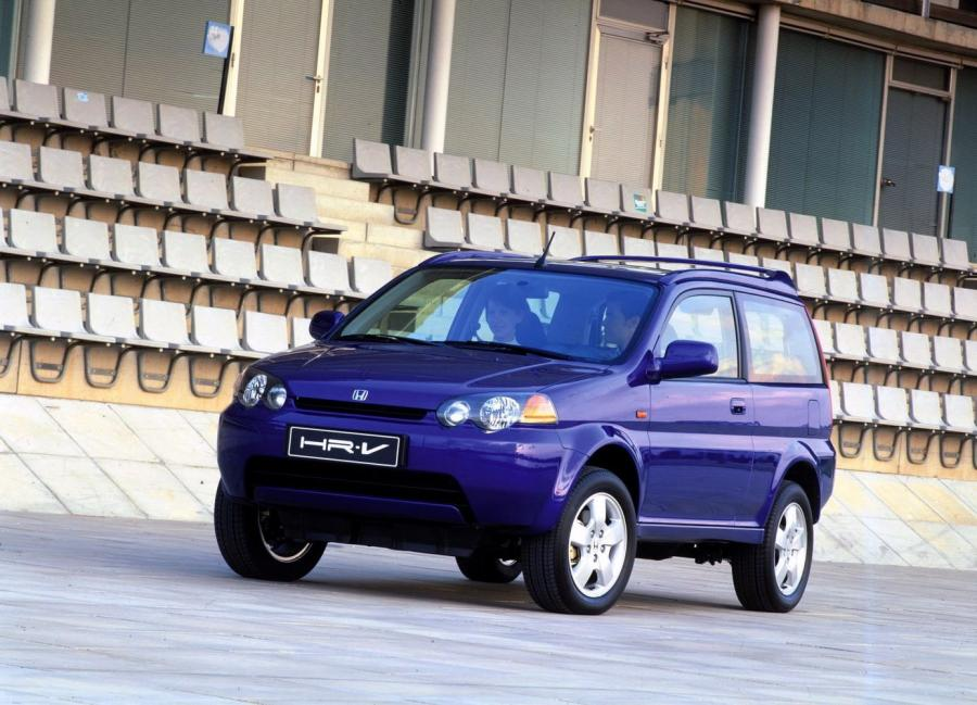 1999 Honda HR-V 3-Door (EU)