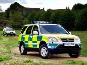 2001 Honda CR-V Ambulance