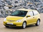 Honda Civic 3-Door 2001 года