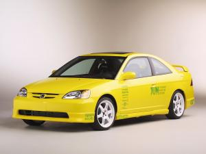 2001 Honda Civic Coupe by JUN