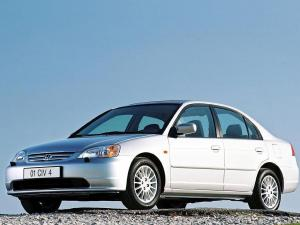 Honda Civic Sedan 2001 года