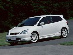 Honda Civic Type-R prototype 2001 года