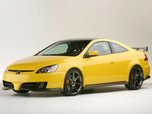 Honda Accord Coupe Concept 2002 года