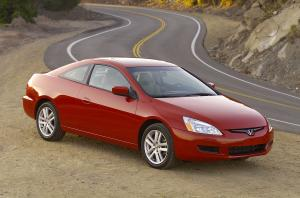 Honda Accord Coupe 2003 года (US)