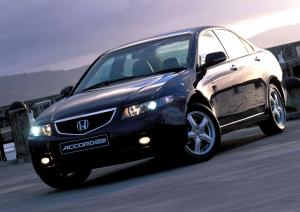 Honda Accord Euro 2003 года (AU)