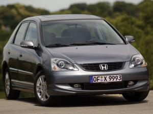 2003 Honda Civic 5-Door