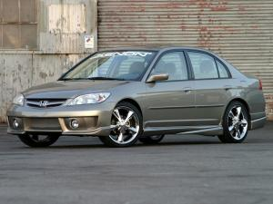 Honda Civic by Xenon 2003 года