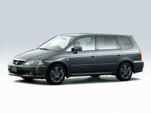 2003 Honda Odyssey Absolute Limited