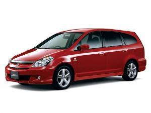 Honda Stream Absolute 2004 года