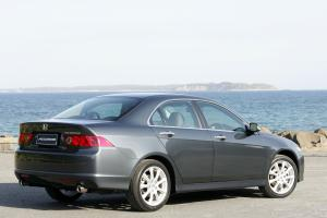 Honda Accord Euro 2005 года (AU)