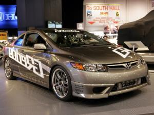 2005 Honda Civic Si Turbo by Greddy