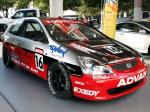 Honda Civic Si by RealTime Racing 2005 года