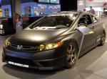 Honda Civic Si by Skunk2 Racing Stealth 2005 года