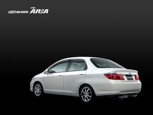 2005 Honda Fit Aria by Mugen