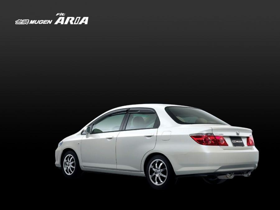 Honda Fit Aria by Mugen