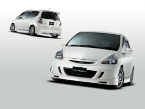 2005 Honda Fit by Mugen