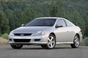 Honda Accord Coupe 2006 года (US)