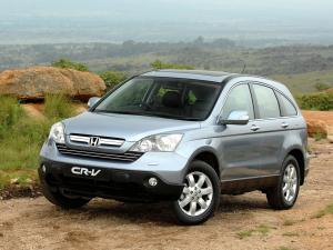 Honda CR-V RE 2006 года