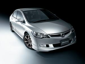 Honda Civic Sedan by Modulo 2006 года