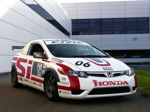 Honda Civic Si Team Honda Research 2006 года