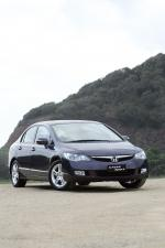 Honda Civic Sport Sedan 2006 года