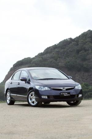 Honda Civic Sport Sedan 2006 года (AU)