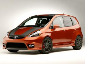 Honda Fit Sport Extreme Concept 2006 года