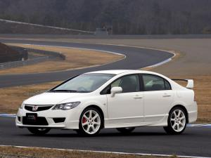 Honda Civic Type-R Sedan 2007 года