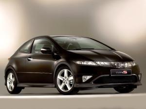 2007 Honda Civic Type-S 3-Door