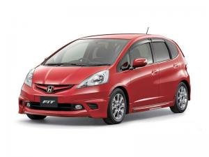 Honda Fit by Modulo 2007 года